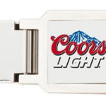Coors Light Money Clip Best Beer Lover Gifts Toronto Beer Festival