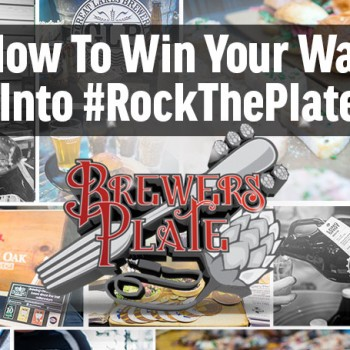 Brewers Plate Contest Header