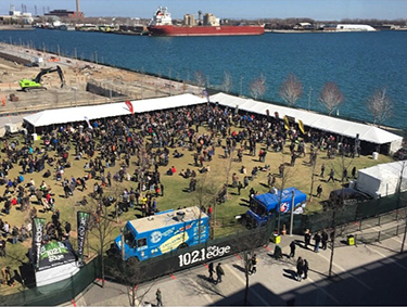 Toronto Festival of Beer 2016. Spring Sessions 2016.