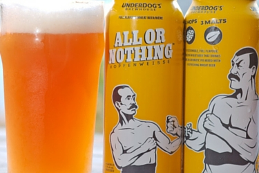 Beer Festival All or Nothing Brewery