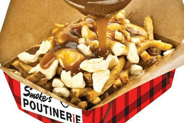 May Two-Four Poutine Food