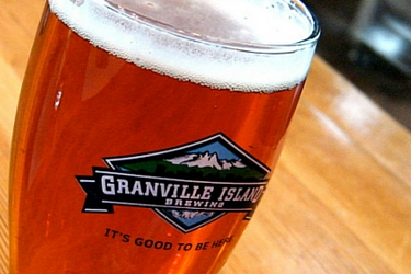 Beer Festival Granville Island Brewery